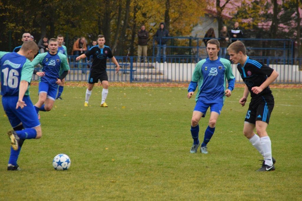 GSZS Delfin Rybno - Fortuna Gągławki 2:0