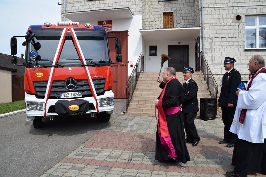 Odwiedziliśmy Żabiny i Koszelewy