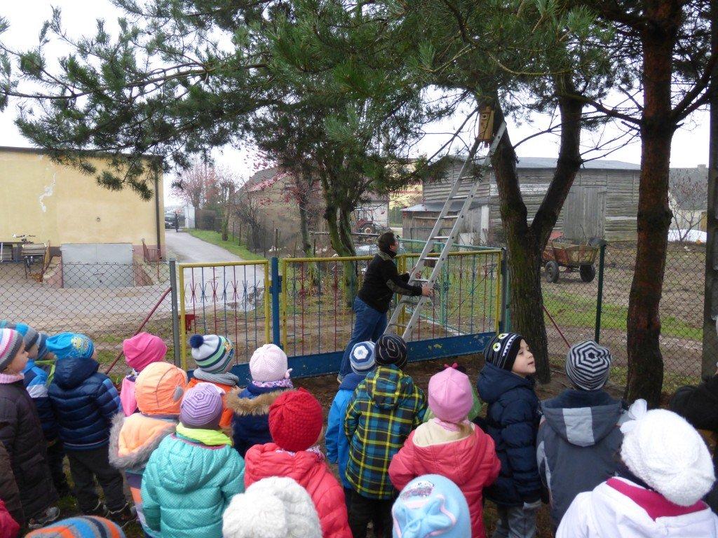 Ornitolog w Przedszkolu