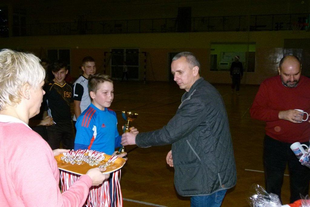 Christmas Boy's wygrali Mikołajkowy Turniej
