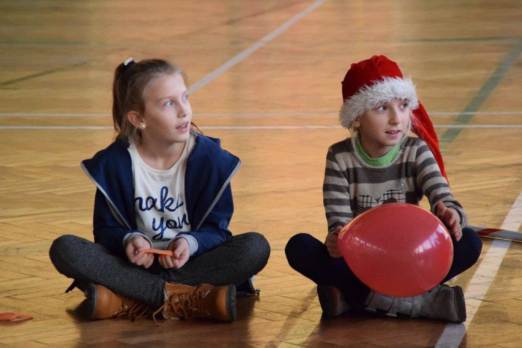 Mikołajki w Ośrodku Sportu i Rekreacji