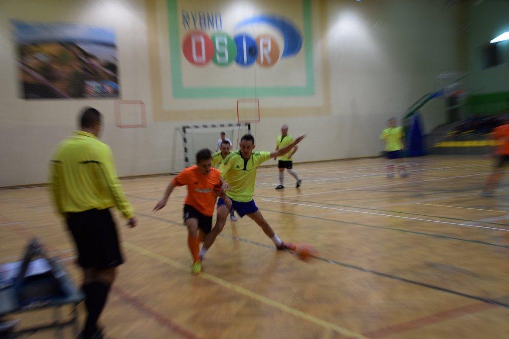 AGG Liga OSiR Rybno: Eurostyl Rybno wrócił na fotel lidera