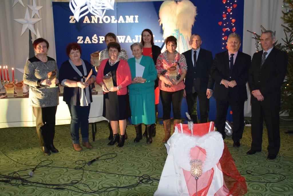 Wigilia Wiejska w Hartowcu - 'Z Aniołami Zaśpiewajmy'