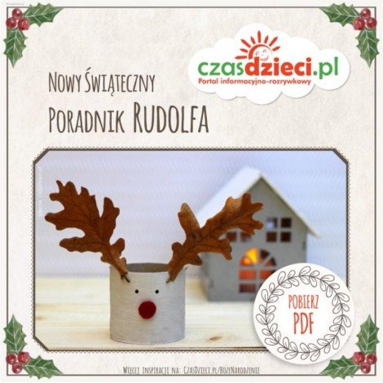 Nowy Świąteczny Poradnik Rudolfa. Pobierz bezpłatnie!