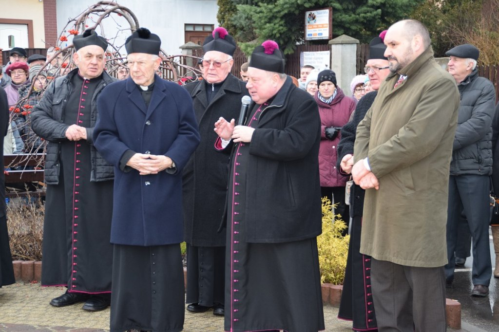 Uroczystość 100-lecia urodzin ks. inf. Alfonsa Groszkowskiego