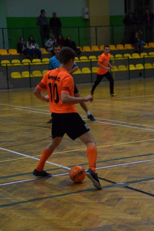 AGG Liga OSiR Rybno: Catenaccio dogonił lidera