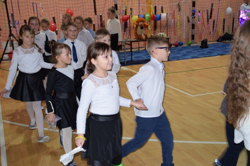 Bal karnawałowy w Szkole Podstawowej