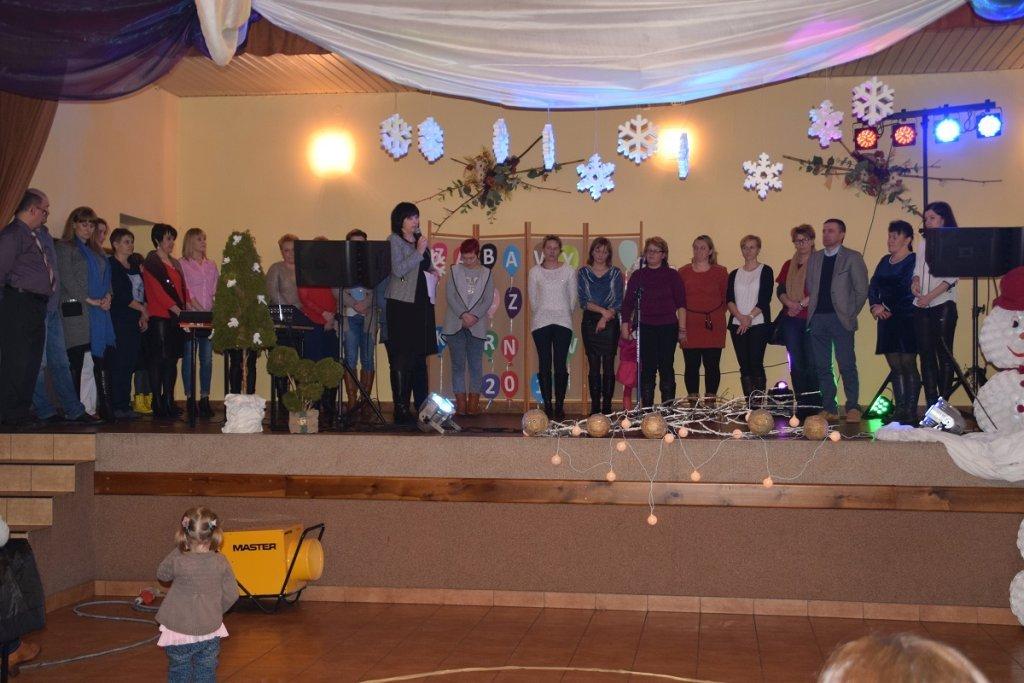 Choinka dla dzieci w Rumianie