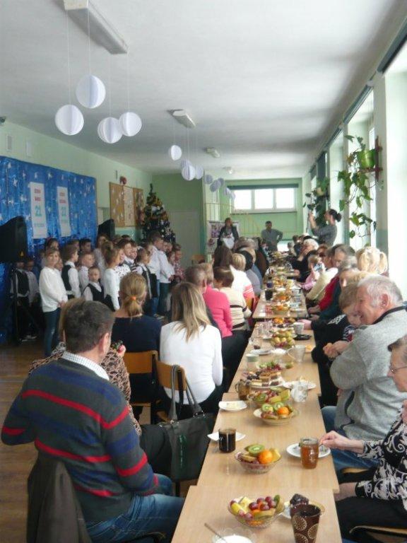 SP Koszelewy: Dzień Babci i Dziadka