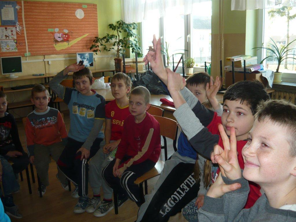 Koszelewy: ferie w szkole