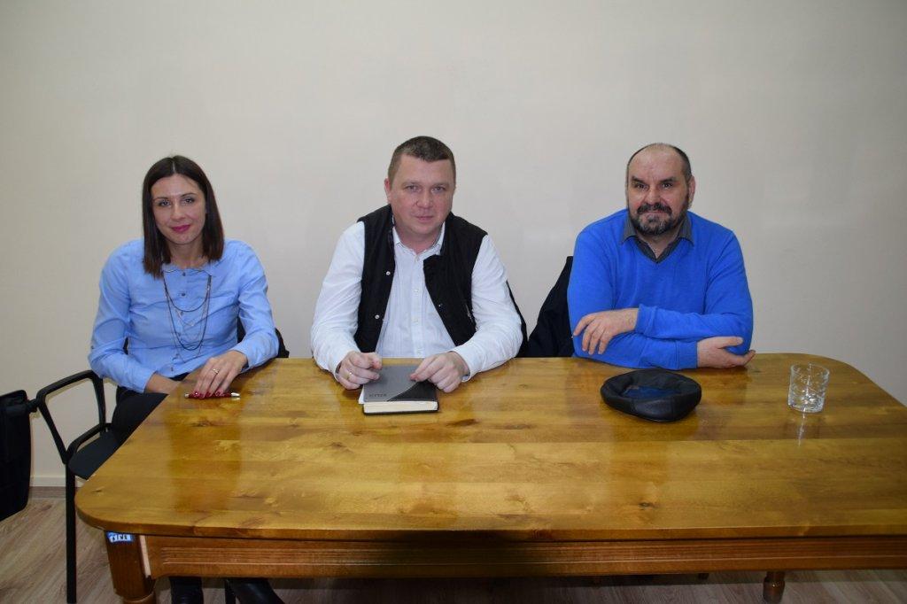 Spotkanie mieszkańców z kierownikiem zakładu Lubawa S. A.