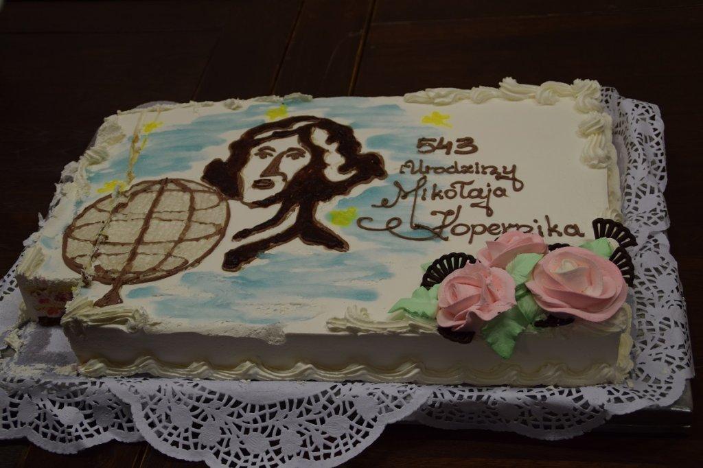 543 rocznica urodzin Mikołaja Kopernika