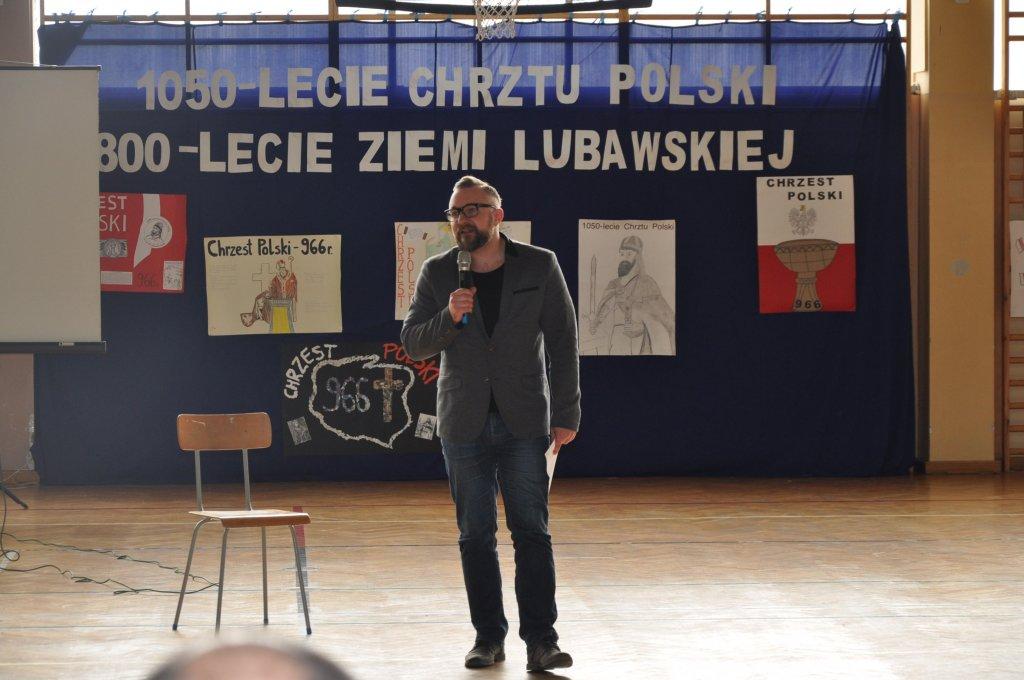 1050 rocznica Chrztu Polski  i 800-lecie Chrztu Ziemi Lubawskiej