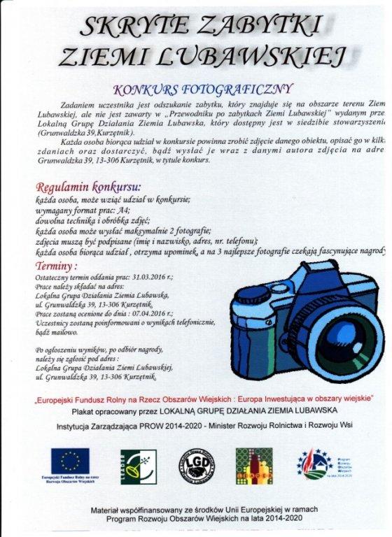 Konkurs fotograficzny LGD