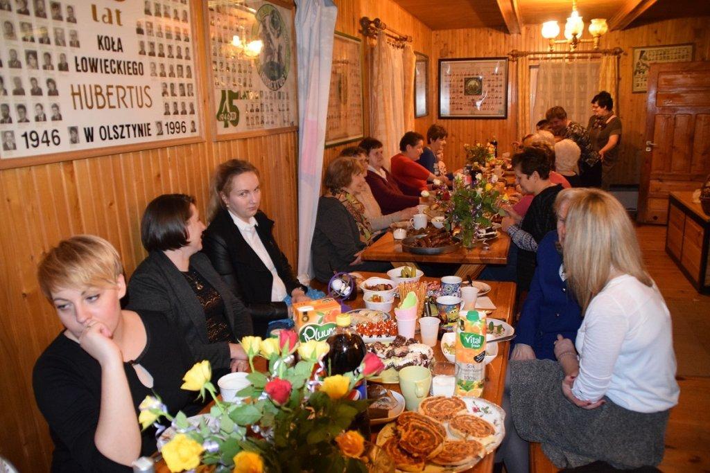 Kopaniarze: Sołtys zorganizował Dzień Kobiet