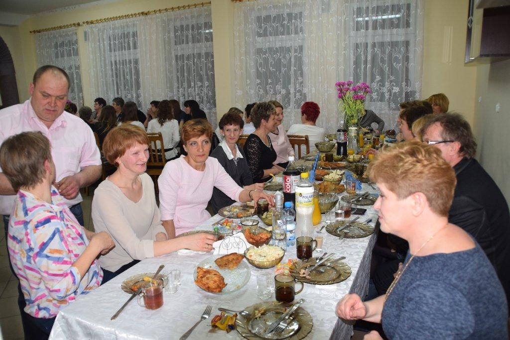 Truszczyny: Druhowie zorganizowali Dzień Kobiet