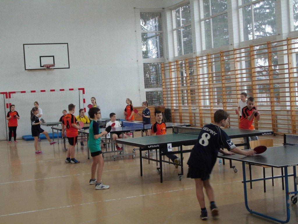 Turniej Tenisa Stołowego o Puchar Starosty Powiatu Działdowskiego