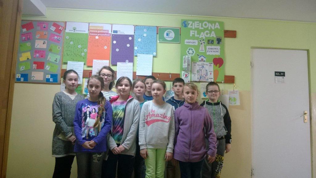 Rumian: Szkoła bierze udział w projektach