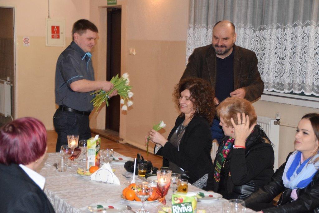 Jeglia: Strażacy zorganizowali Dzień Kobiet