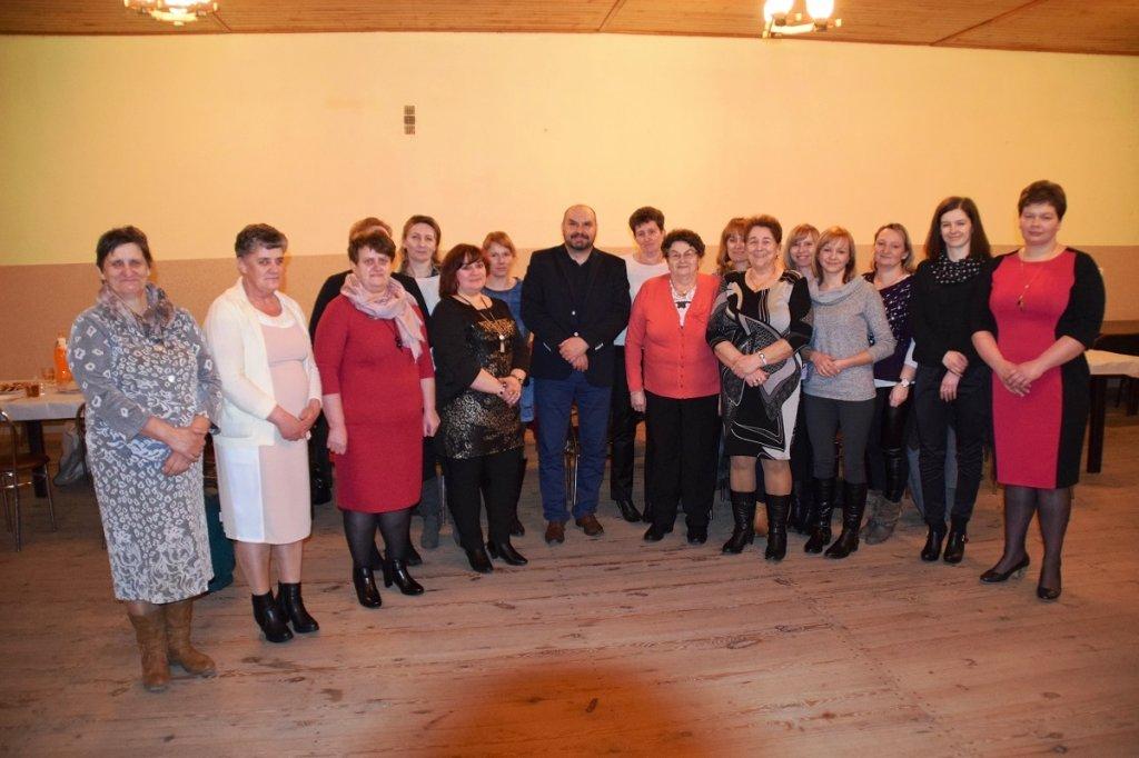 Naguszewo-Groszki: Dzień Kobiet