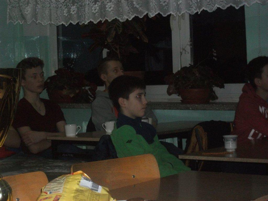 'Noc sów' w Zespole Szkół
