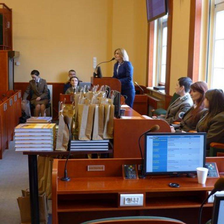II miejsce w Ogólnopolskim Konkursie 'Poznajemy Parki Krajobrazowe Polski'
