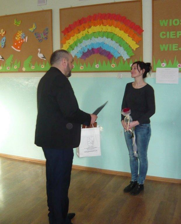 Laureat Wojewódzkiego Konkursu z matematyki