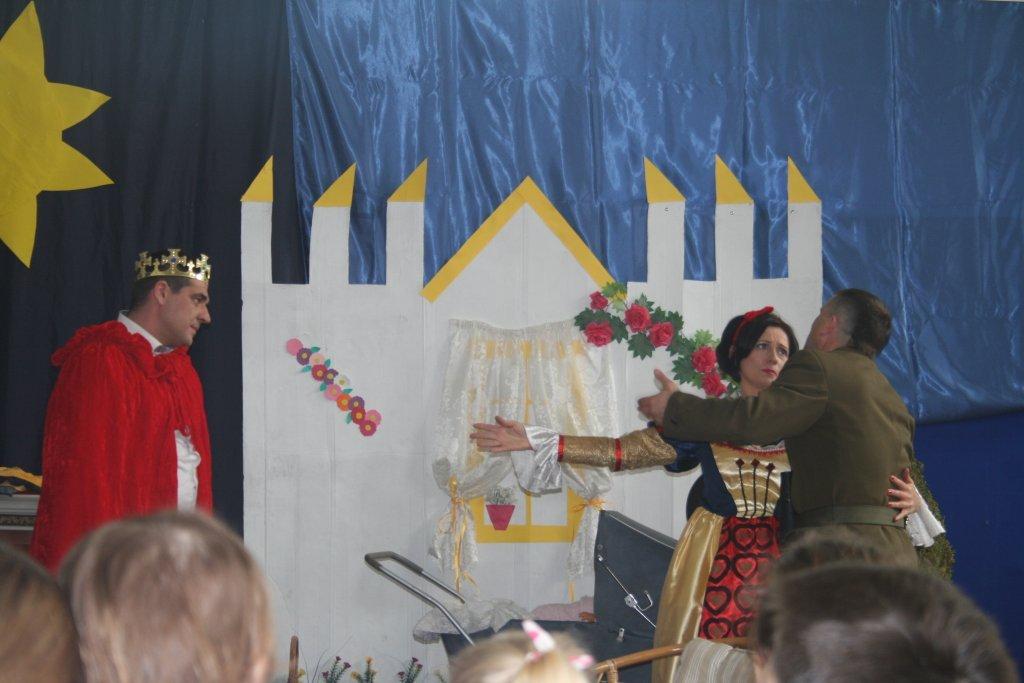 'Śnieżka II – zemsta Złej Królowej'
