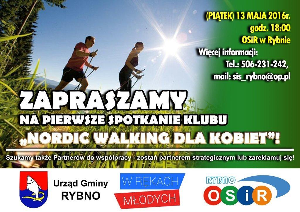 Nordic Walking dla kobiet