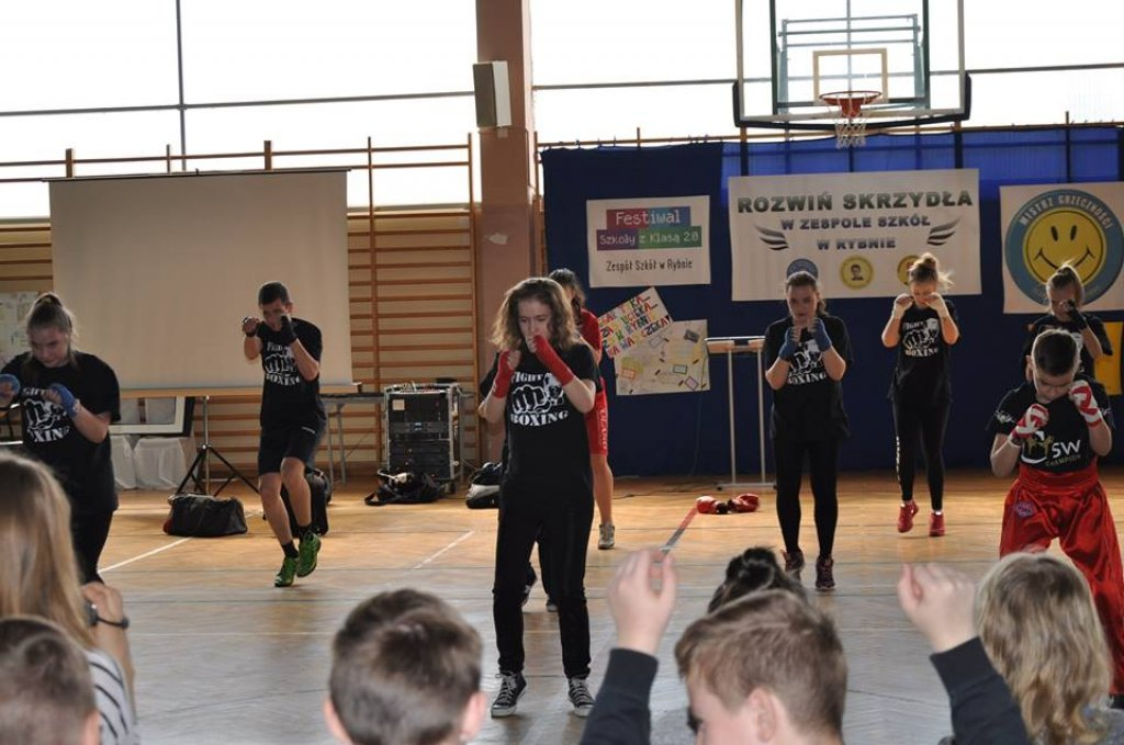Dzień Otwarty w Zespole Szkół w Rybnie