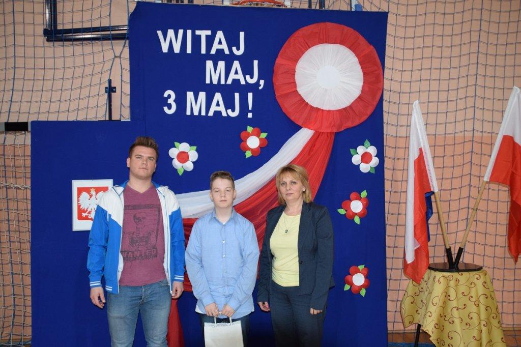 Małgorzata Adamska i Dominik Kornatowski odebrali nagrody