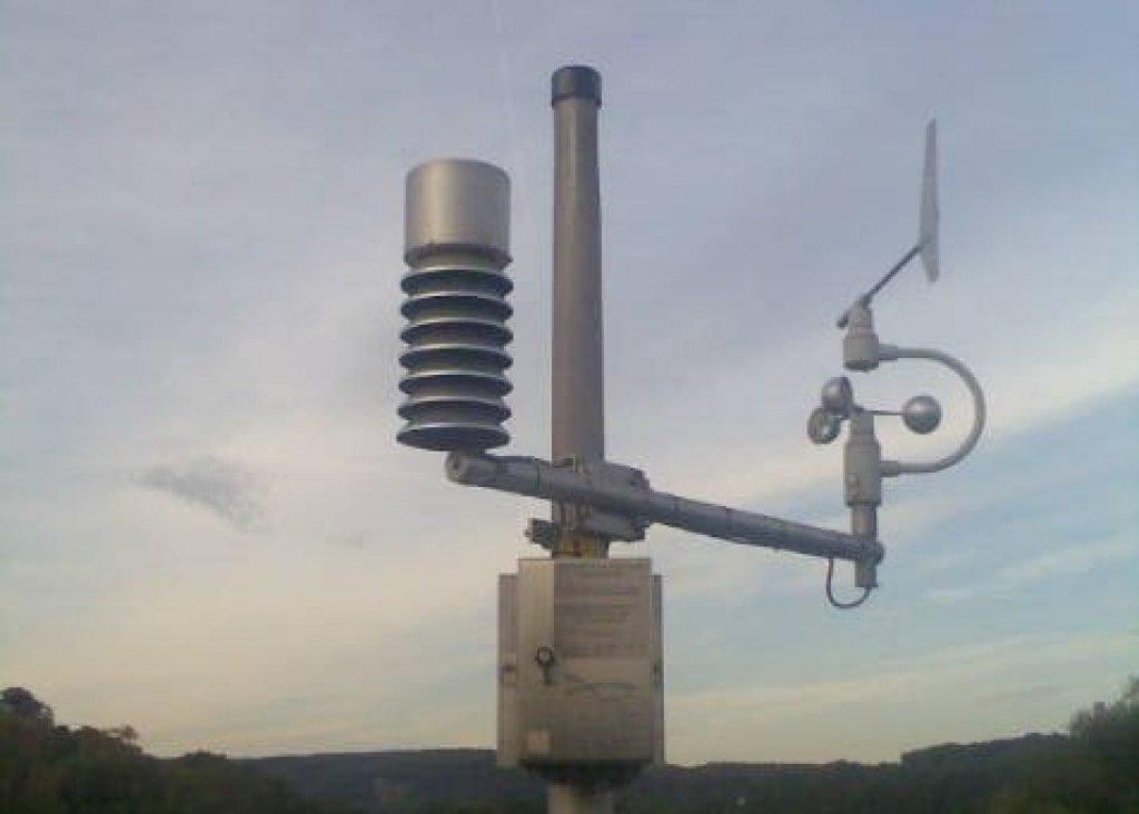 Będzie stacja meteo
