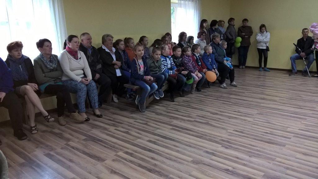 Koszelewy: Festyn ekologiczny i poświęcenie altanki
