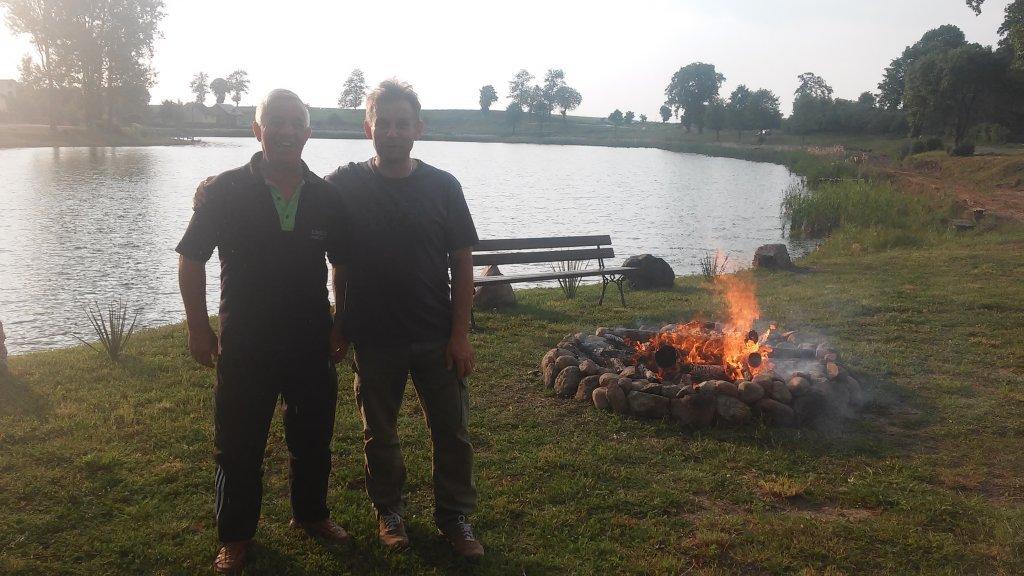 Żabiny: Aerobik i ognisko dla mieszkańców sołectwa