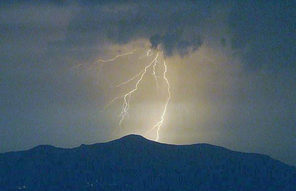 Ostrzeżenie meteorologiczne nr 30 - Burze z gradem