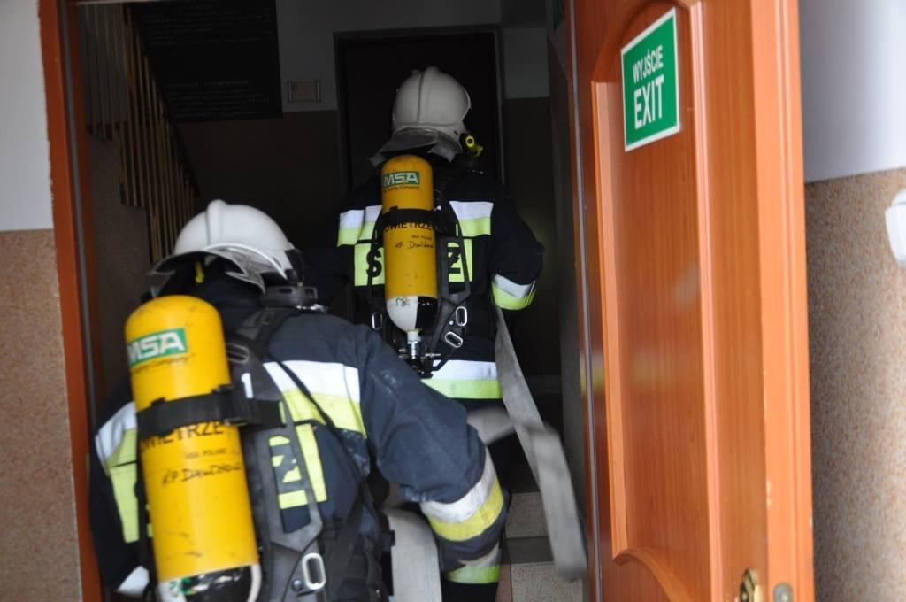 Strażacy z Rybna w odwodzie wojewódzkim