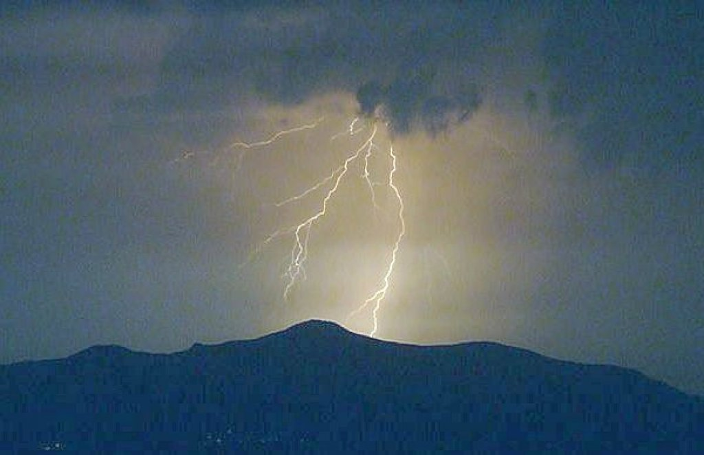 Ostrzeżenie meteorologiczne nr 31 - Burze z gradem