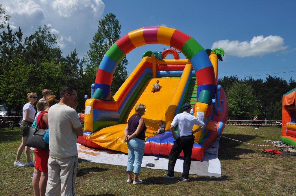 Festyn rodzinny w Zespole Szkół