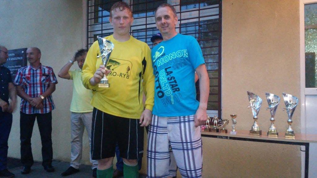 Koszelewy: Turniej Piłki Nożnej na Rozpoczęcie Wakacji