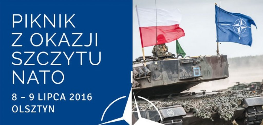 Piknik z okazji szczytu NATO