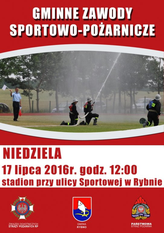 Zawody sportowo-pożarnicze 2016