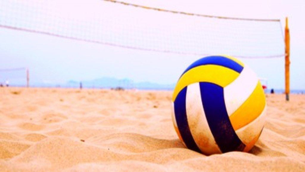 Turniej plażowej piłki siatkowej