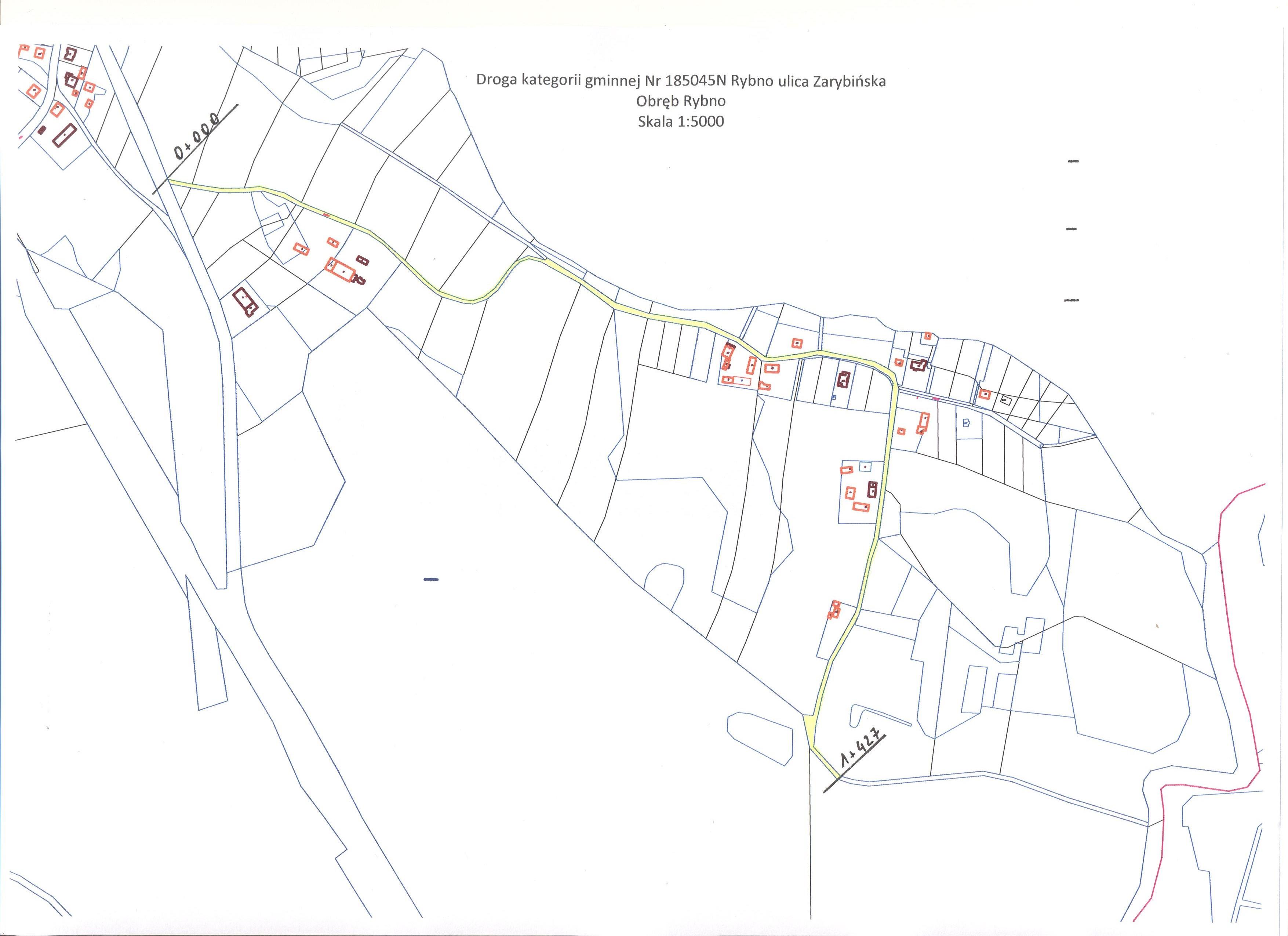 Zatwierdzono listę operacji z dróg lokalnych