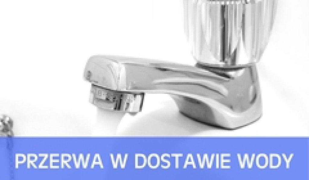 Przerwa w dostawie wody dla mieszkańców Rybna