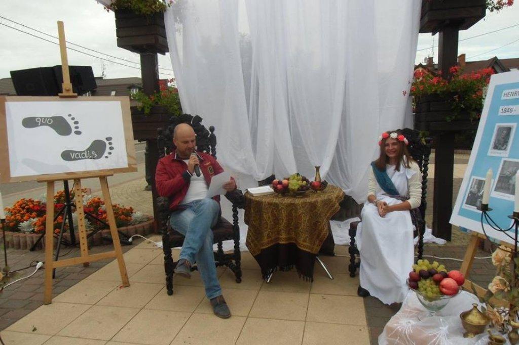 Narodowe czytanie w Rybnie