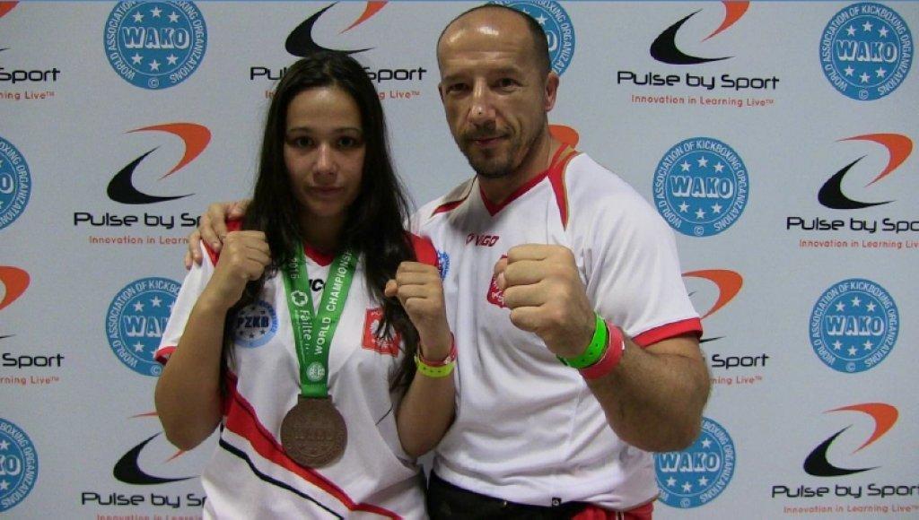 Marta Lipka medalistką mistrzostw świata
