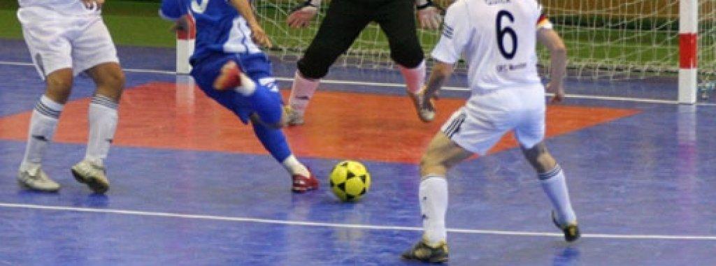 Turniej halowej piłki nożnej