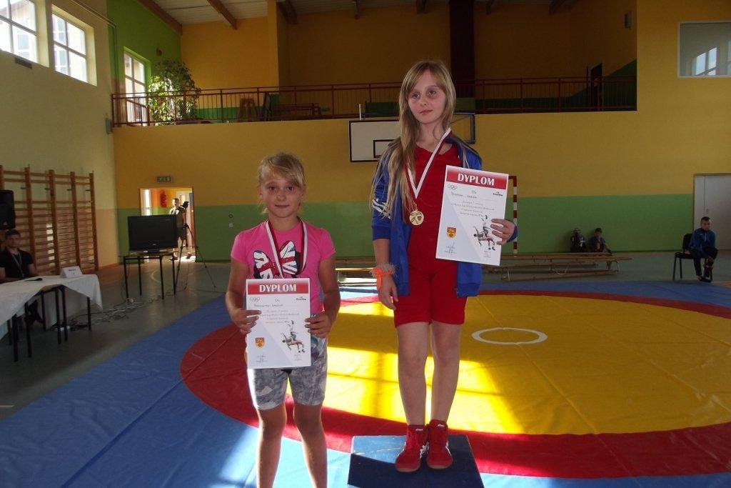 Medalowe zapasy