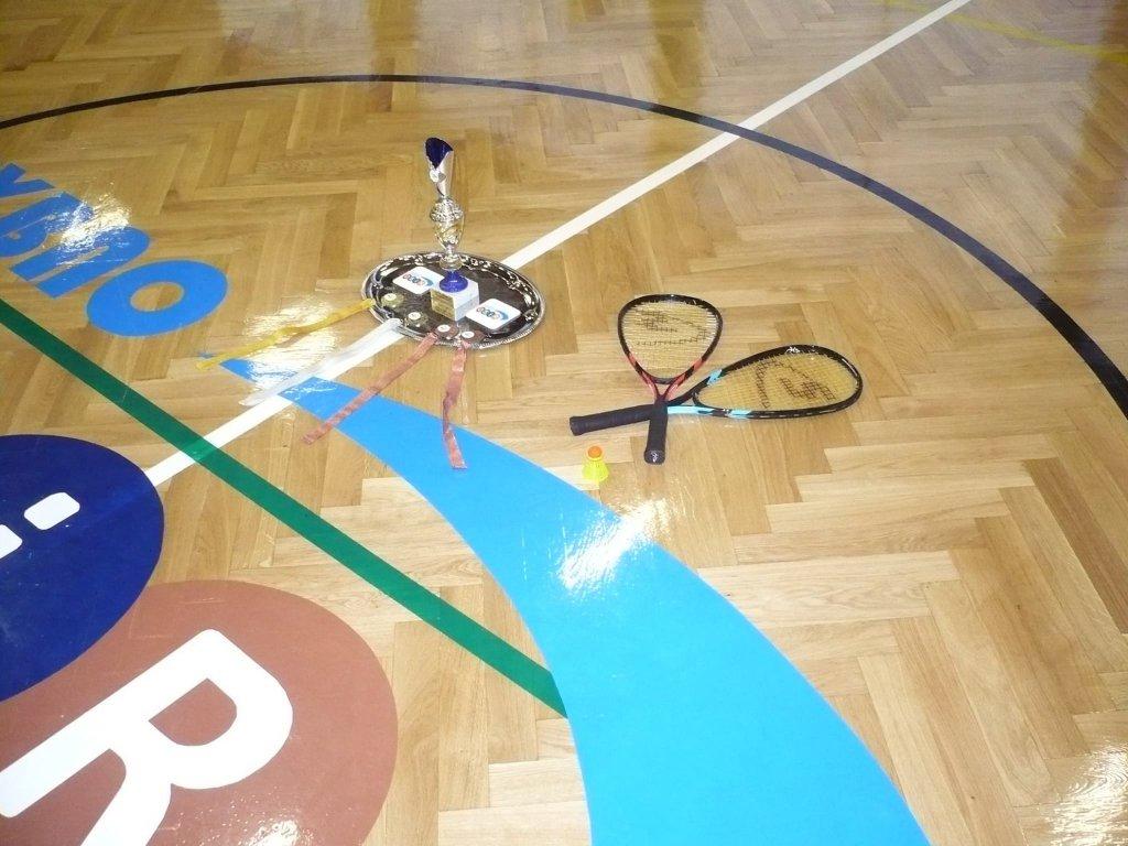 I turniej w crossmintona w Rybnie