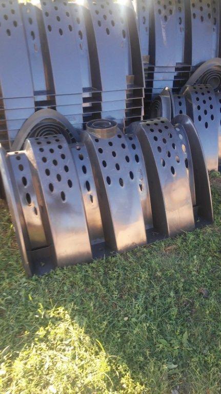 Przydomowa oczyszczalnia ścieków w Gralewie Stacja